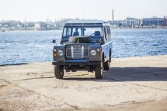Series III Land Rover 109