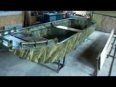 Лодка 3.5 м из полиэтилена
