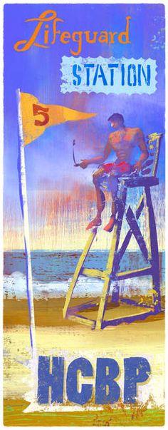 Lifeguard Station 5 - Harvey Cedars Beach Patrol