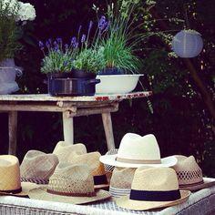 .@Villa Lotta Wohnboutique | Webstagram - the best Instagram viewer Panama Hat, Villa, Good Things, Hats, Instagram, Hat, Fork, Villas, Hipster Hat