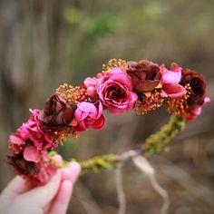Wreaths, Floral, Creative, Flowers, Jewelry, Bracelets, Ear Rings, Ornaments, Fascinators