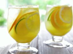 Tequila Sangria from FoodNetwork.com - Bobby Flay recipe.  Made it twice.....will make it more! Moscato or riesling works for sweeter taste.