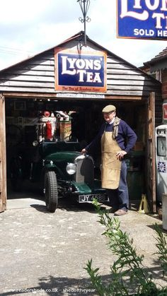 Historic from Courtyard owned by Tim Kerridge |  #shedoftheyear