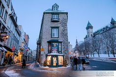 Winter Love in Photos – Quebec City | Vincent Demers Photography Blog