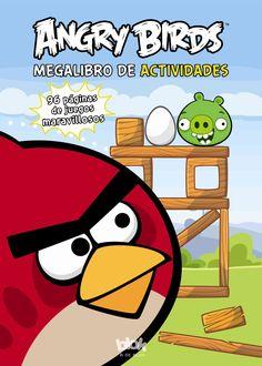 Angry Birds megalibro de actividades / Angry Birds Mega Play Book