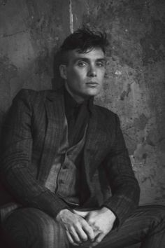Cillian Murphy 007 First Look: Cillian Murphy Covers So It Goes Magazine
