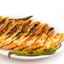 Spice up your meal with a Achaar ka Parantha.