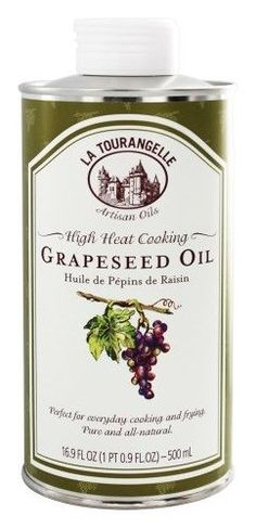 La Tourangelle Grapeseed Oil 16.9 oz