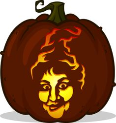 Pumpkin Carving Patterns and Stencils - Zombie Pumpkins! - Hocus Pocus pumpkin p. - Real Time - Diet, Exercise, Fitness, Finance You for Healthy articles ideas
