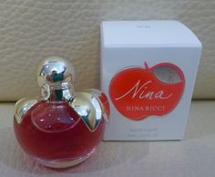 NINA RICCI Nina Eau De Toilette mini Perfume, 4ml