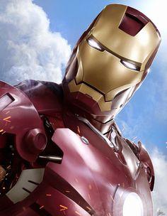 Iron Man - Sheridan Johns