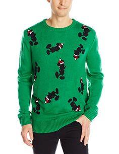 Disney Men's Santa Mickey Sweater, Green, XX-Large Disney http://www.amazon.com/dp/B013RZVHJC/ref=cm_sw_r_pi_dp_m3Avwb0A09V6G