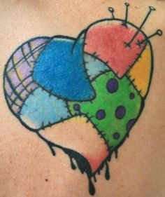 Heart Tattoos Designs Art Pictures Images a3