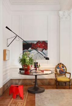 Casa Cor Rio 2011: Living by Gisele Taranto Arquitectura | HomeDSGN, a daily source for inspiration and fresh ideas on interior design and home decoration. | #saltstudionyc
