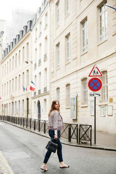 Strolling Parisian streets (guide on the blog)
