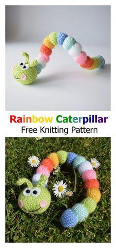 Boys Knitting Patterns Free, Baby Booties Knitting Pattern, Animal Knitting Patterns, Free Knitting, Knitting Toys, Christmas Knitting Patterns, Knitting Ideas, Knitted Dolls Free, Knitted Doll Patterns