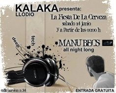 Kalaka Café Bar  C/ Nervion 34 Llodio  Tfno: 688 87 52 24