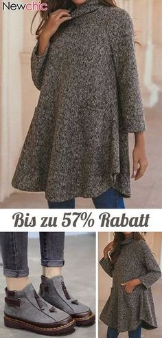 New Arrival Autumn Fashion With Huge Discount Now! - New Arrival Autumn Fashion With Huge Discount Now! Themed Outfits, Chic Outfits, Latest Fashion Trends, Autumn Fashion, Fashion Dresses, Clothes For Women, Womens Fashion, How To Wear, Shopping