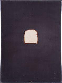 // Bread, Jasper Johns