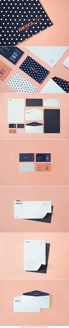 Mecca Cosmetics Branding by Sherman Chia | Fivestar Branding Agency – Design and Branding Agency & Inspiration Gallery