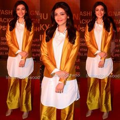 Rate the Look 110 Kajal Aggarwal for the premiere of movie Sarbjit.  @BOLLYWOODREPORT  #instantbollywood #instabollywood #Bollywoodreport #india #indian #indianfashion #indianstyle #bollywoodstyle #celebritystyle #celebfashion #celebstyle #bollywoodstyle #chandigarh #Shimla #pune #indore #mumbai #Bollywood #Dress #hairstyle #Makeup #sarbjit  @SarbjitMovie #kajalaggarwal  @InstantBollywood #Bollywoodstylefile  @BOLLYWOODREPORT  . For more follow #BollywoodScope and visit http://bit.ly/1pb34Kz