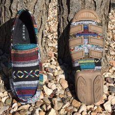 Women's Casual Serape Shoes from Roper Footwear