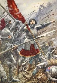 Google Image Result for http://www.1st-art-gallery.com/thumbnail/223303/1/Joan-Of-Arc-Leading-Her-Men-Holding-The-Standard.jpg