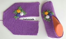 All Kinds of Hairstyles for Women - Best Trends Baby Knitting Patterns, Knitting Stitches, Knitting Socks, Free Knitting, Crochet Slipper Boots, Knitted Slippers, Embroidery Bags, Floral Embroidery, Hello Kitty Pinata