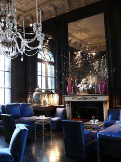 BOISERIE & C.: Thomas Britt: Boiserie High Fashion