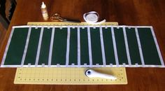 Blog post at Growing Up Gabel : This easy no sew table runner will be the center piece of your Super Bowl party. Use simple felt, ribbon and glue to create a football the[..]