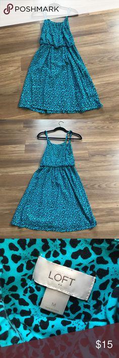 Selling this ⭐️Sale⭐️ Loft Sundress on Poshmark! My username is: bperkun. #shopmycloset #poshmark #fashion #shopping #style #forsale #LOFT #Dresses & Skirts