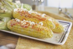 In-the-Husk Corn on the Cob