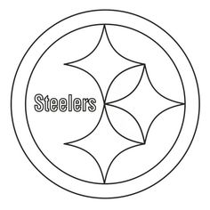 Pittsburgh Steelers Logo coloring page from NFL category
