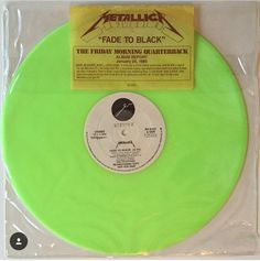 Metallica - Fade To Black at Discogs
