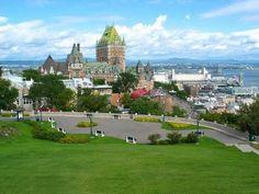 TURISMO - VIAJES - SITIOS Y LUGARES TURISTICOS: Pais Hermoso, Canadá
