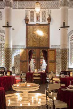 Un décor digne des Mille et une nuits : Le Palais Soleiman ou la quintessence marocaine, entre tradition et modernité - Journal des Femmes
