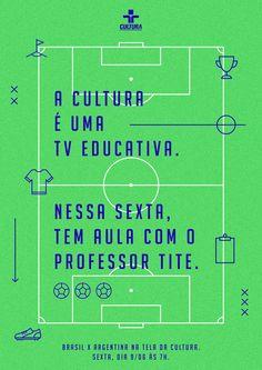 TV Cultura | Brasil x Argentina - Marcos Alves | Redator