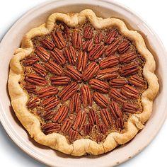 Maple-Bourbon Pecan Pie Recipe