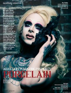 Auxiliary Magazine - April/May 2013 Issue (Link: http://gothic.org/headline/auxiliary-magazine-aprilmay-2013-issue/) Craving for some exciting news on alternative fashion, music or lifestyle? Auxiliary Magazine offers plenty of awesome information in between its sweet pages. They just released their April/May 2013 issue and its pages are packed and filled with great interviews and fashion spread meant to... - Gothic.org