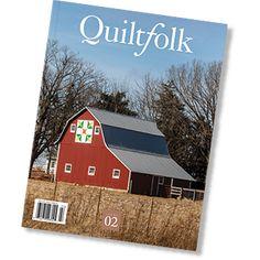 Quiltfolk – Quilting Lifestyle Magazine