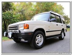 nice 1998 Land Rover Discovery LE - For Sale
