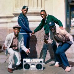 Magic Transistor by Jamel Shabazz