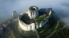 abandoned castles chateau gaillard