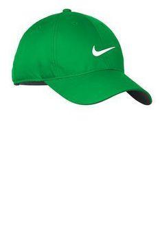 7c390e0e57b Nike Golf Dri-FIT Swoosh Front Cap. 548533 Black Nike Cap