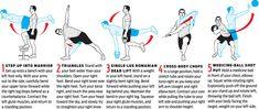 Golf Flexibility Exercises