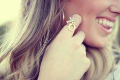 XO rings from JewelMint