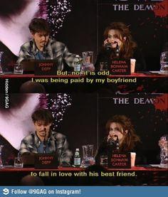 Sweeney Todd love triangle.
