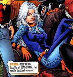 98 Best Ravager Images Rose Wilson Comics Deathstroke