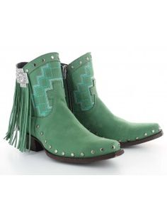 Old Gringo Ankle Boots