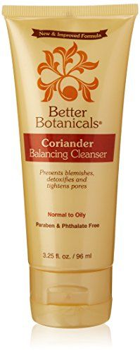 Better Botanicals Coriander Balancing Cleanserr 325 Ounce Tubes ** You can find more details by visiting the image link.
